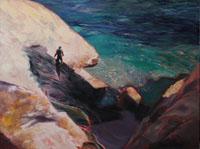 Sea Wanderings 48 x 36