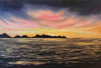 Sea of Cortez 36 x 24
